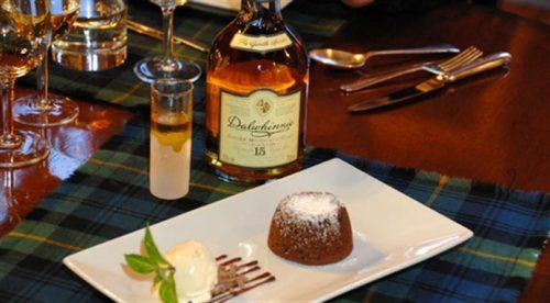 whisky abbinato col dessert