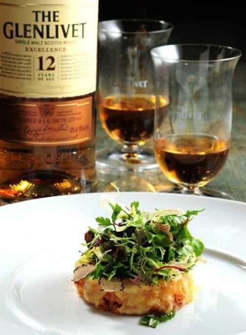whisky abbinato con cibo