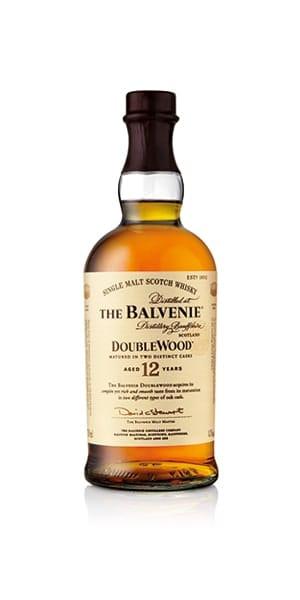 Balvenie Doublewood 12 years bottle