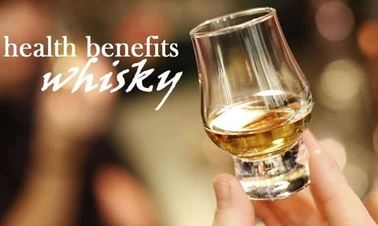 Health Benefits of Whisky
