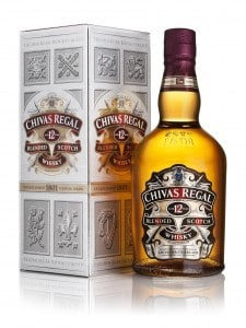 chivas regal 12 years blended scotch