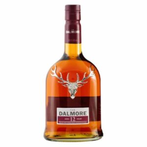 dalmore 12 years bottle whisky flavour