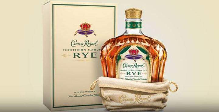 best whisky of 2016 crown royale rye
