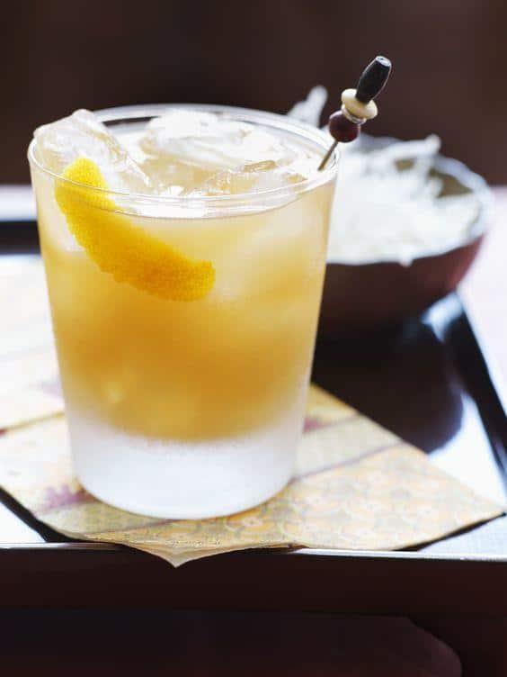 Whisky Flavour Blog The Whiskey Cobbler Cocktail Origin
