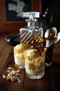 whisky icecream