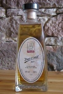 German Whisky Derrina Schwarzwälder Einkorn Single Malt