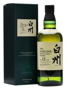 hakushu 12 years bottle