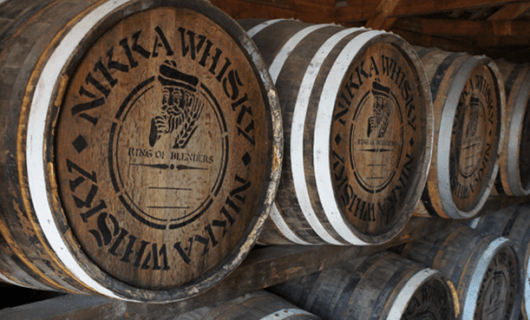 japanese whisky distilleries