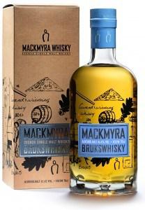Mackmyra Brukswhisky bottle