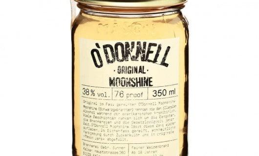 odonnell moonshine original german whisky