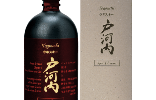 Togouchi 12 years – japanese whisky