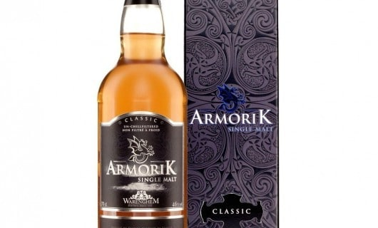 Armorik Classic – French Whisky