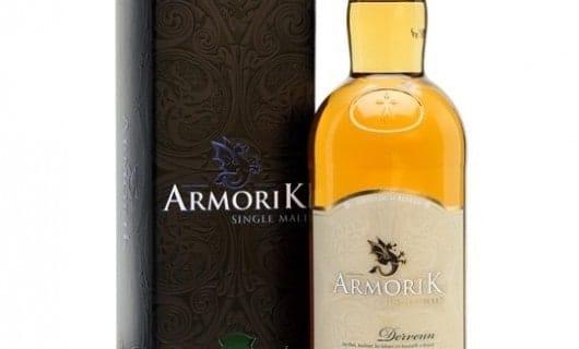 Armorik Dervenn 2012 -french whisky