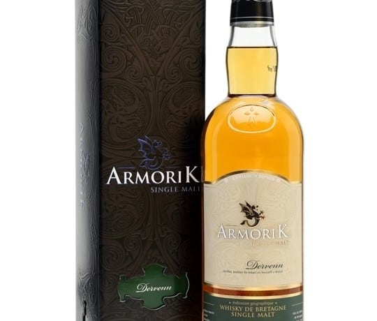 Armorik Dervenn 2012 -french whisky