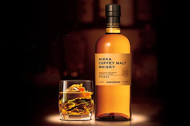 Nikka Coffey Malt Whisky – japanese whisky
