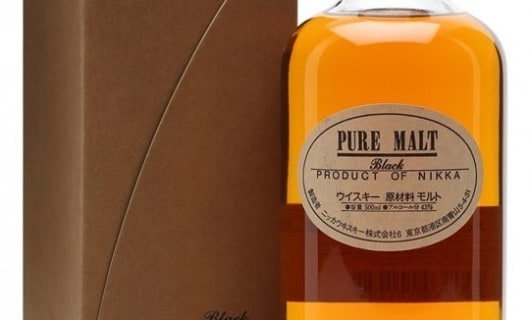 Nikka Pure Malt Black – japanese whisky