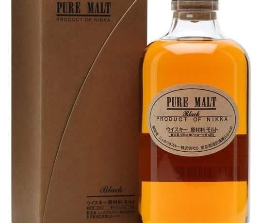 Nikka Pure Malt Black – japanese whisky