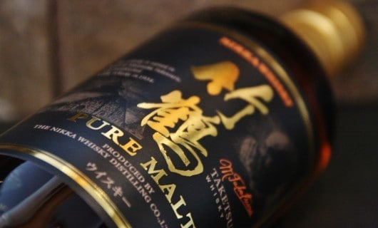 Pure Malt Taketsuru- Japanese whisky