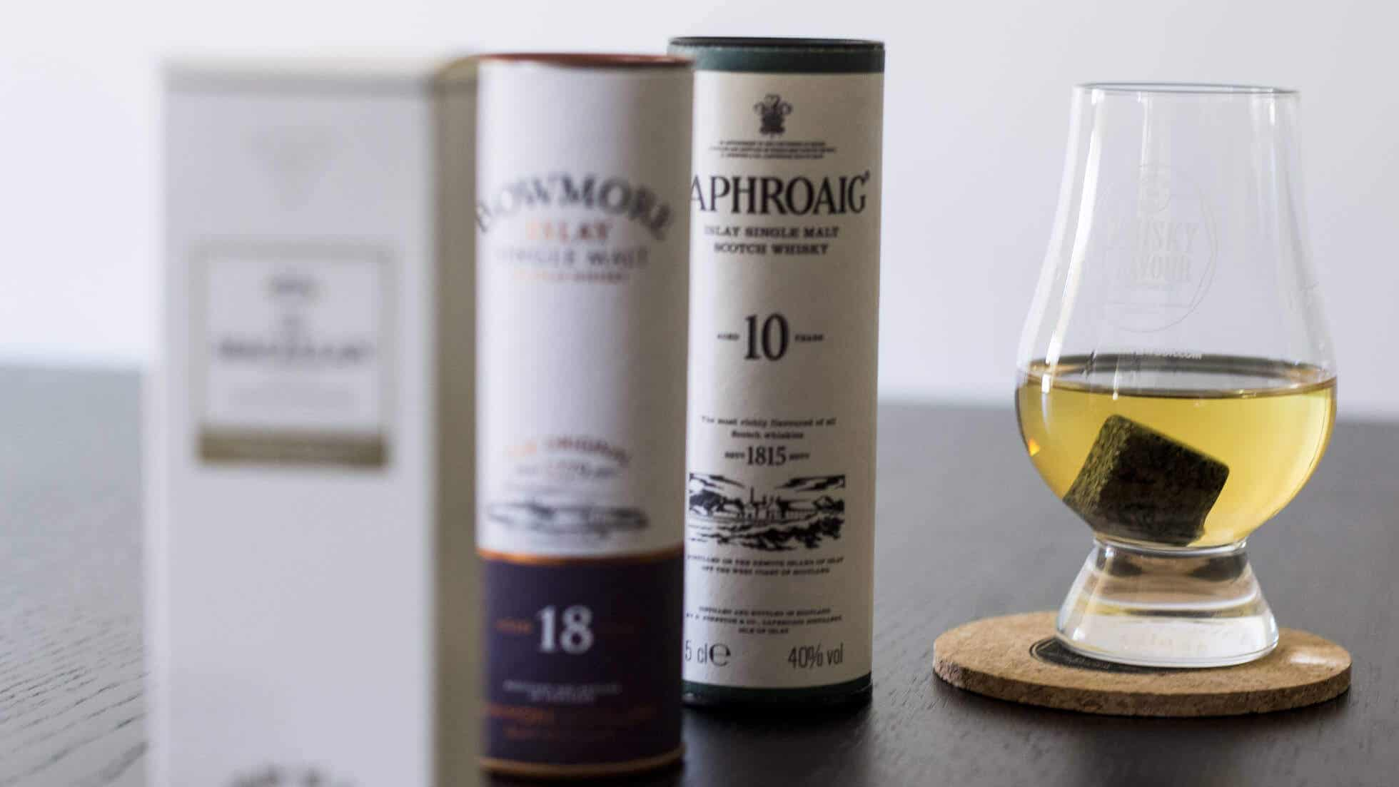 Whisky subscription tasting box