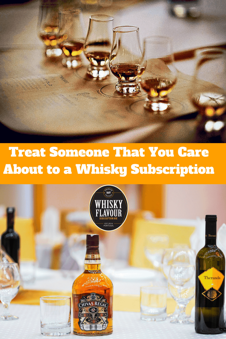 Treat Someone That You Care About to a Whisky Subscription