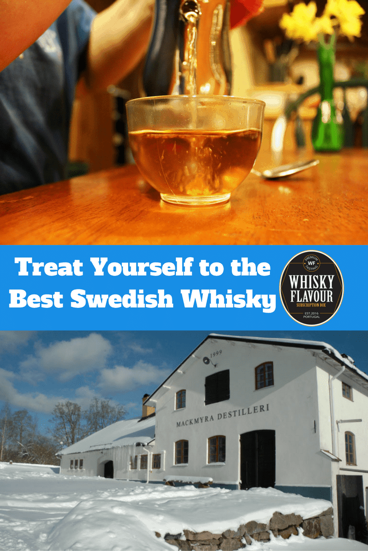 Treat Yourself to the Best Swedish Whisky
