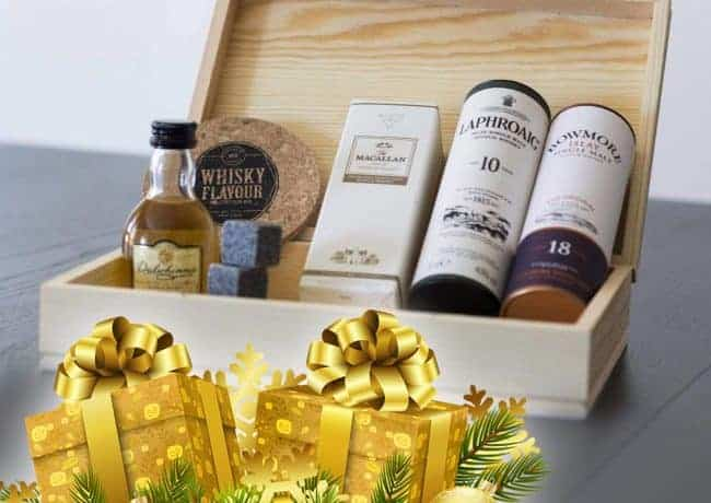 Whisky Best Christmas gift
