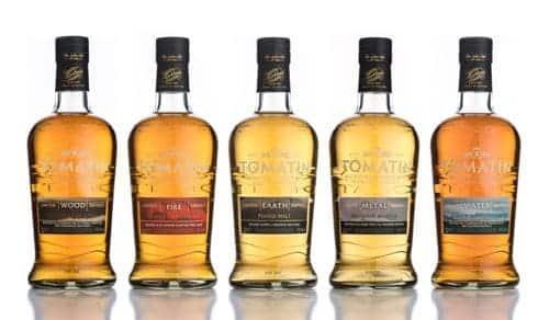 tomatin 5 virtues whisky