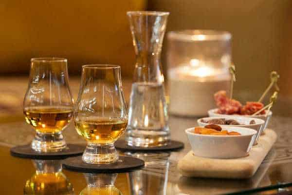 Pairing food and whisky