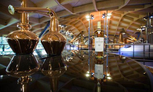 Macallan distillery 1