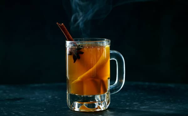 A hot toddy can help you get rid of a cold or flu, with a little aid from whisky