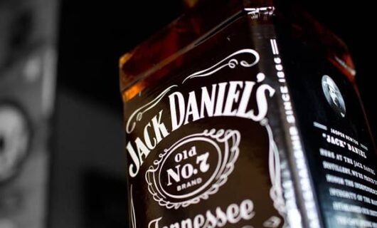 Jack Daniels Whiskey expression Old nº7
