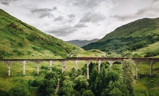 highlands region, in Scotland