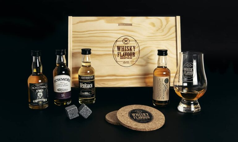 What will you find in our whisky box?