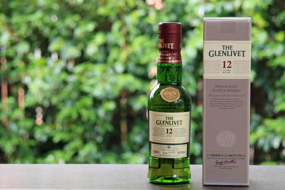 Glenlivet is one of the options for best scotch for beginners.