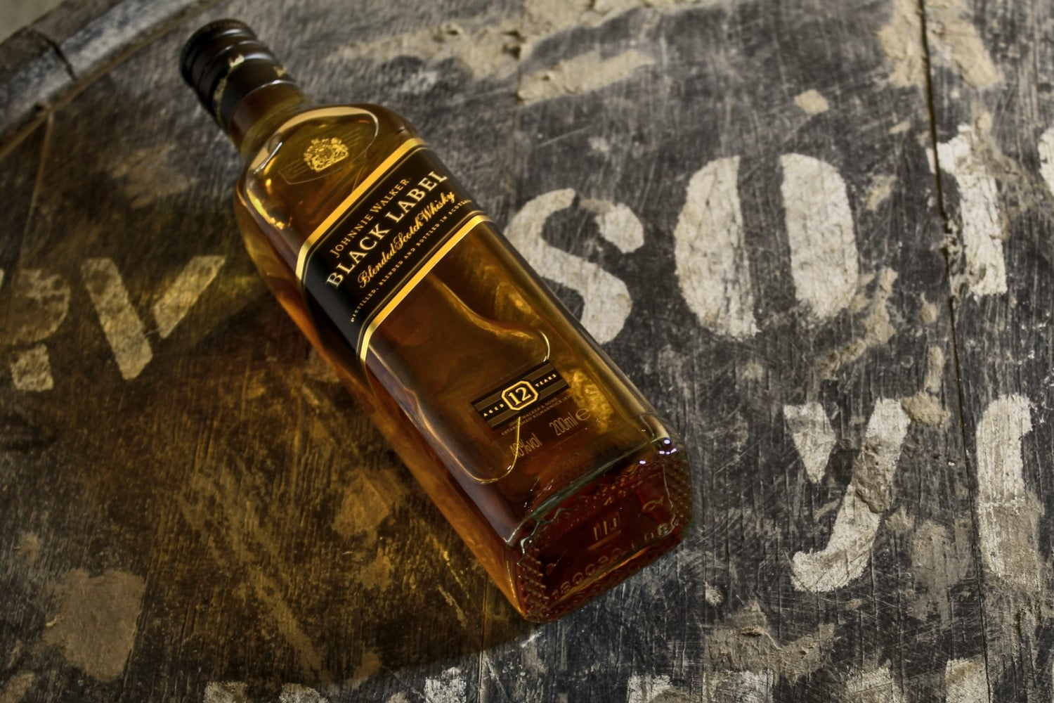 The Johnnie Walker Black Label is one of the best scotch whisky for beginners