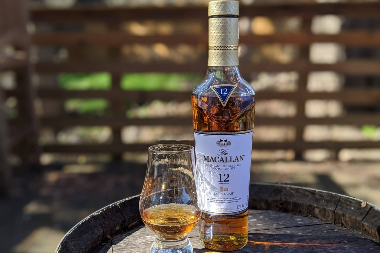 Macallan is a great brand, even for beginners